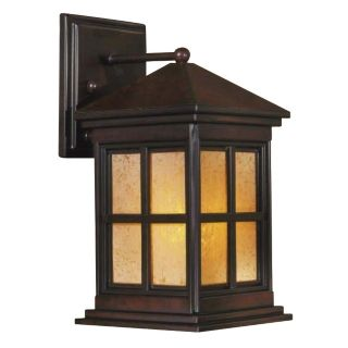 "Berkeley 12 1/4"" High Arts and Crafts Outdoor Wall Light   #31016"
