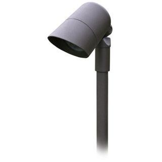 Black Aluminum Golf Putting Low Voltage Landscape Light   #63032