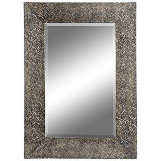 """Cooper Classics Andover 42"""" High Bronze Wall Mirror   #X7043"""