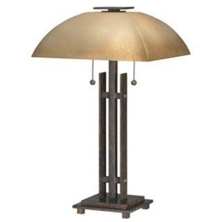 Lineage Collection Iron Base Table Lamp   #34402
