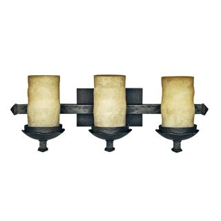 "La Parra Collection 23 1/2"" Wide Bathroom Light Fixture   #62890"