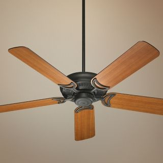 "52"" Quorum Venture Oiled Bronze ENERGY STAR Ceiling Fan   #H9332"