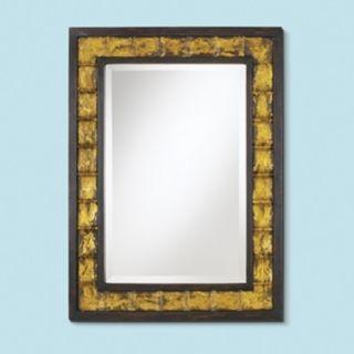 "Uttermost Justus 38"" High Wall Mirror   #68583"