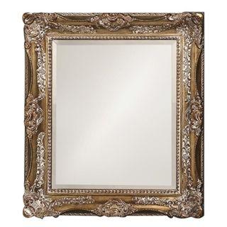 "Charlotte Bronze  34"" High Wall Mirror   #03523"
