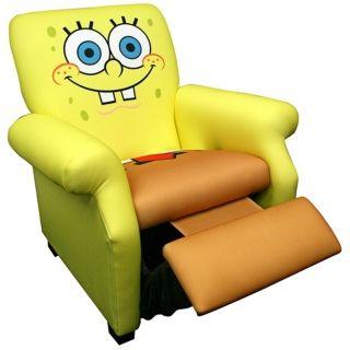 Nickelodeon Spongebob Squarepants Child Recliner   #X1524