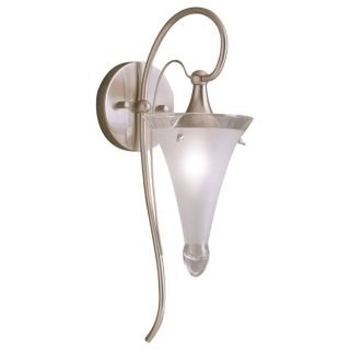 Fontaine Collection Brushed Nickel Wall Sconce   #25176