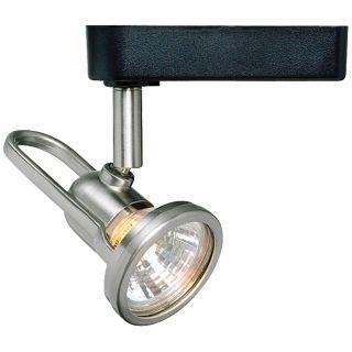 WAC Brushed Steel Aiming Track Light   #45209