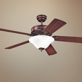 "52"" Westinghouse Rustic Bronze ENERGY STAR Ceiling Fan   #88286"