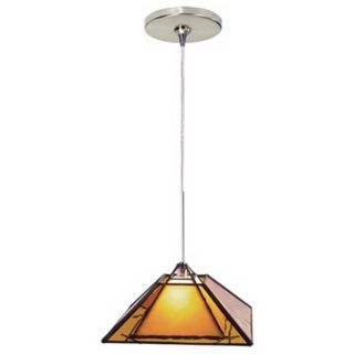 Oak Park Amber Tech Lighting Mini Pendant Light   #43610 84367