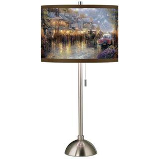 Thomas Kinkade Table Lamps