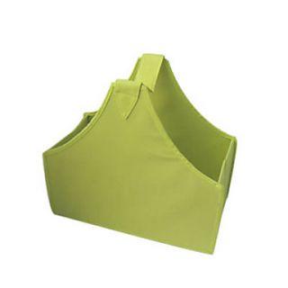 EUR € 11.77   não tecido triângulo cesta de armazenamento dobra
