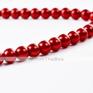 € 0.91   corta de vidrio reluciente collar de perlas, ¡Envío