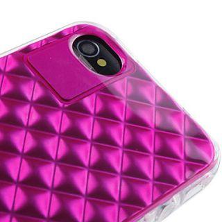 EUR € 10.94   cubrir tpu diamante para iPhone 4G rosa roja, ¡Envío