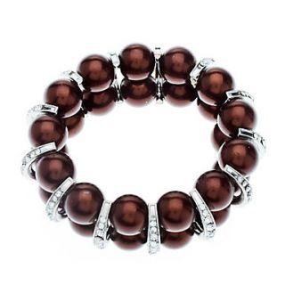 EUR € 7.99   Tondo perle con bracciale in diamanti, Gadget a