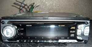 JVC MP3 WMA CD Player Radio LKQ KD S680