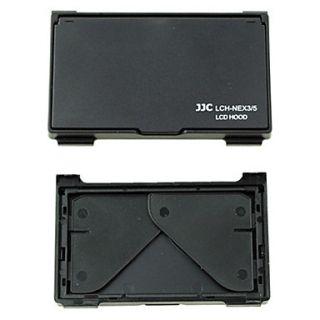 LCD Pop Up Shade Campana Protectora Screen Protector para Sony NEX 3