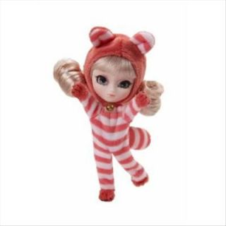 Jun Planning Little Pullip F 841 Cheshire Cat ABS Doll Japan Figures
