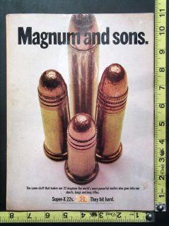 Vintage June 1969 Fur Fish Game Hardings Magazine Hunting Fishing and