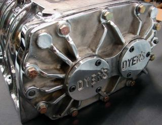 Fresh Gary Dyer 671 Polished Blower supercharger Ready to Go Fast