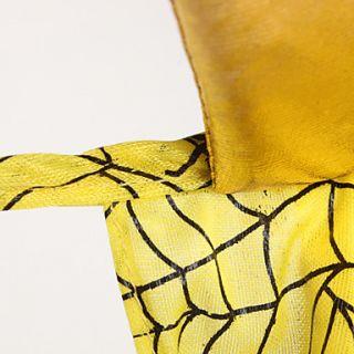 Halloween Manto de seda de aranha do Cabo para o partido (110CM Length