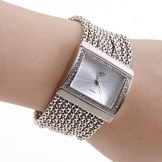 EUR € 17.47   Relógio de Mulher Prateado Elegante, Frete Grátis em