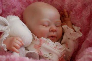 Reborn Baby Doll Kaelin by Denise Pratt, **GORGEOUS** Sweet Little
