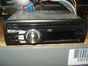 JVC KD S38 CD Player Radio Aux USB Aftermarket LKQ