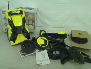 Karcher K 5 540 x Series 2000 PSI 1 4 GPM Electric Pressure Washer as