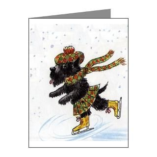 2008 Christmas Sock Monkey an Note Cards (Pk of 20 by tpopart
