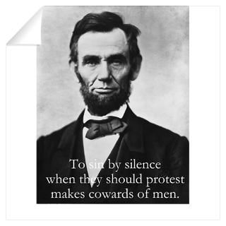 Wall Art  Wall Decals  Lincoln   mini Wall Decal