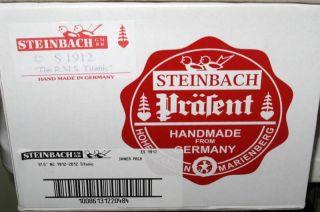 2012 Signed Karla Steinbach RMS Titanic 100th Anniversary 1912 2012