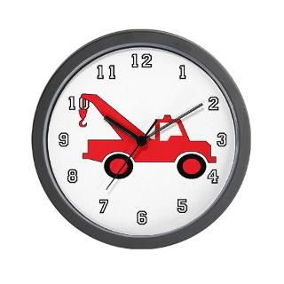 Tow Truck Clock  Buy Tow Truck Clocks