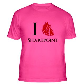 Love Sharepoint Gifts & Merchandise  I Love Sharepoint Gift Ideas