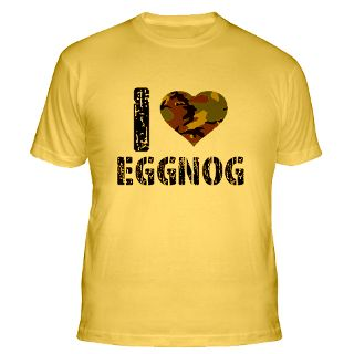 Love Eggnog Gifts & Merchandise  I Love Eggnog Gift Ideas  Unique