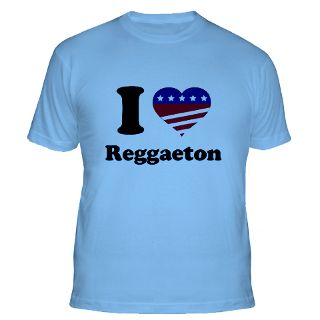 Love Reggaeton Gifts & Merchandise  I Love Reggaeton Gift Ideas