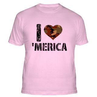 Love Merica T Shirts  I Love Merica Shirts & Tees