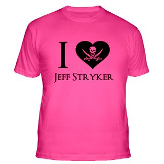 Love Jeff Stryker T Shirts  I Love Jeff Stryker Shirts & Tees