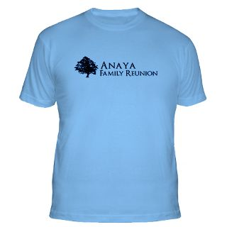 Anaya Family Reunion Gifts & Merchandise  Anaya Family Reunion Gift