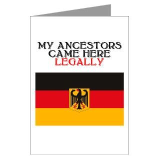 2008 Gifts  2008 Greeting Cards  German Heritage Greeting Cards