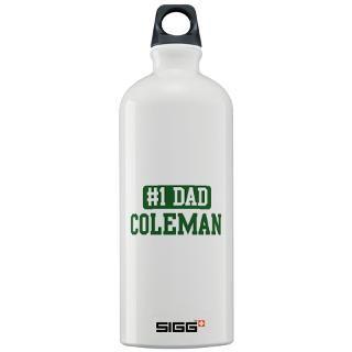 Number 1 Dad   Coleman Sigg Water Bottle for $32.00