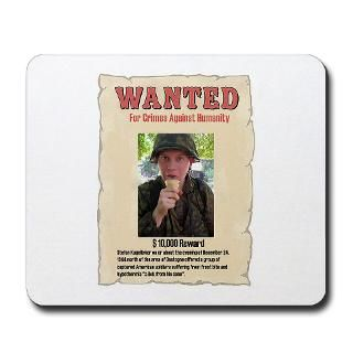 view larger wanted mousepad $ 12 99 qty availability product number