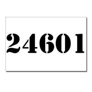 Prison Number Postcards