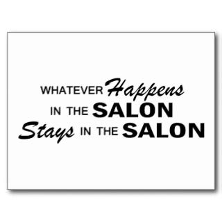 Salon Postcards, Salon Post Cards & Salon Postcard Designs