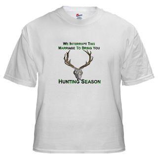 Funny Hunting T Shirts  Funny Hunting Shirts & Tees