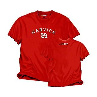 Kevin Harvick Budweiser T Shirt Kevin Harvick #29 for $21.99