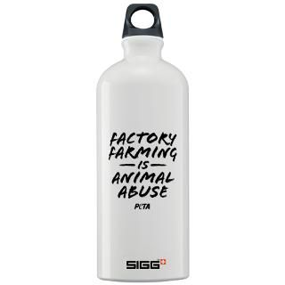 factory farming sigg water bottle 1 0l $ 28 99 also available sigg