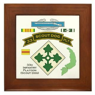 Scout Dogs Vietnam display tiles  A2Z Graphics Works
