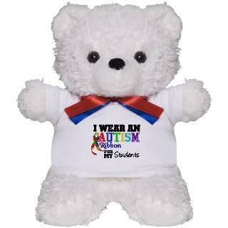 Support Autism Awareness Month Teddy Bear  Buy a Support Autism