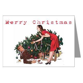 Rockabilly Christmas Greeting Cards  Buy Rockabilly Christmas Cards