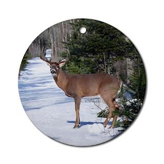 Deer Hunting Christmas Ornaments  Unique Designs